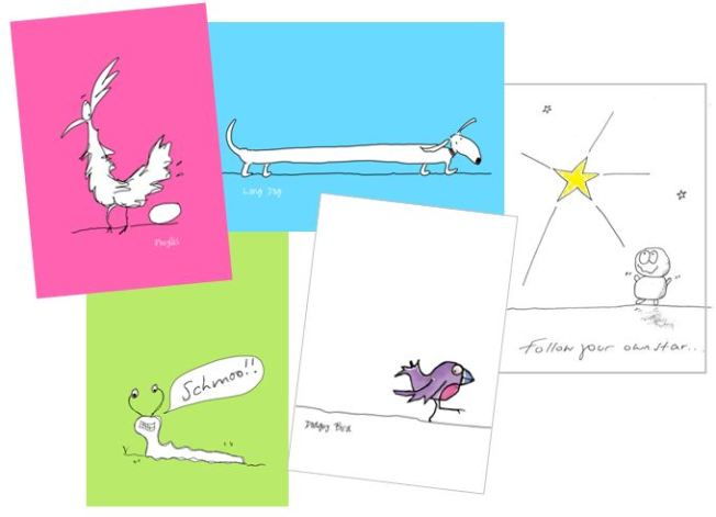 Image of cards for my website